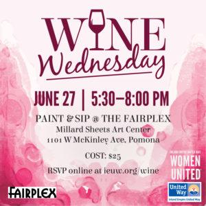 Wine Wednesday @ Fairplex, Millard Sheets Art Center | Pomona | California | United States