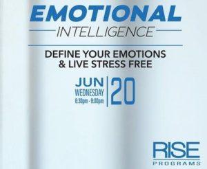 Emotional Intelligence Workshop @ Rise Programs Academy | Glendora | California | United States