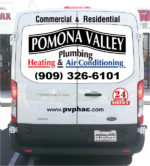 Pomona Valley Plumbing and Air Conditioning