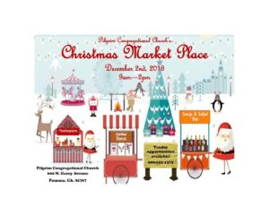 Christmas Market Place @ Pilgrim Congregational Church | Pomona | California | United States
