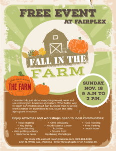 Fall in the Farm at the Fairplex @ The Fairplex | Pomona | California | United States