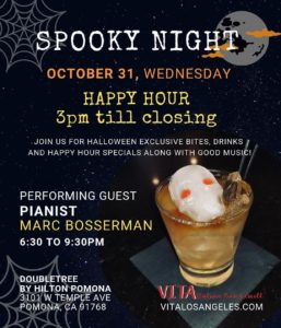 Spooky Night at VITA Italian Bar & Grill @ VITA Italian Bar & Grill  | Pomona | California | United States