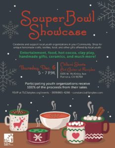 Souper Bowl Showcase @ Millard Sheets Art Center at Fairplex | Pomona | California | United States