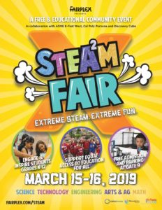 Steam 2 Fair @ Fairplex