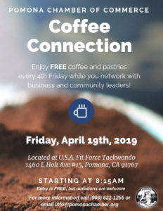 Coffee Connection @ U.S.A. Fit Force Taekwondo