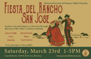 Fiesta Del Rancho San Jose @ Casa Primera