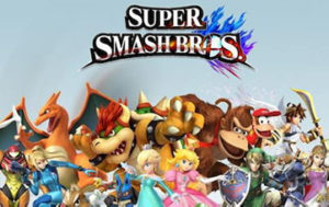 Super Smash Bros. @ Finish Line Sports Bar and Grill