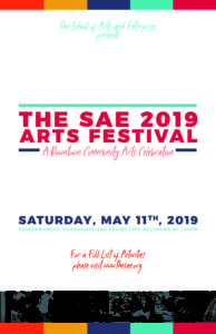 The SAE 2019 ARTS FESTIVAL @ The School of Arts and Enterprise