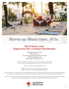 Sleeves up. Hearts Open. All In. @ The Home of Darrel and Anna Sauceda