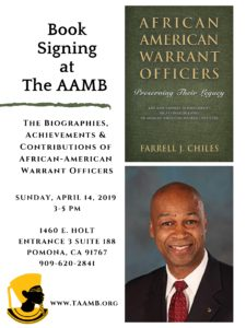 Book Signing at The AAMB