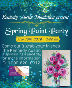 Spring Paint Party