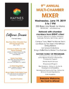 9th Annual Multi-Chamber Mixer