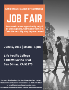 Job Fair @ America's Job Center