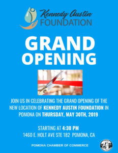 Kennedy Austin Foundation Grand Opening
