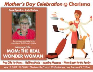 Mother's Day Celebration @Charisma @ Charisma Life Church