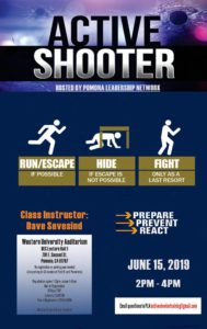 Active Shooter @ Western University Auditorium