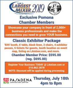 L.A. Largest Mixer 2019 @ Pasadena Convention Center