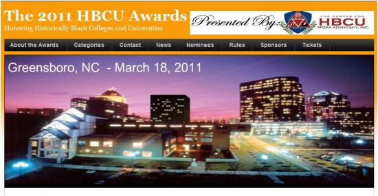 HBCU awards top