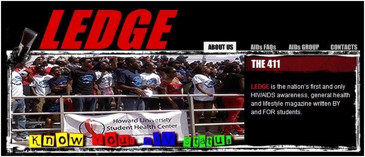 Ledge site