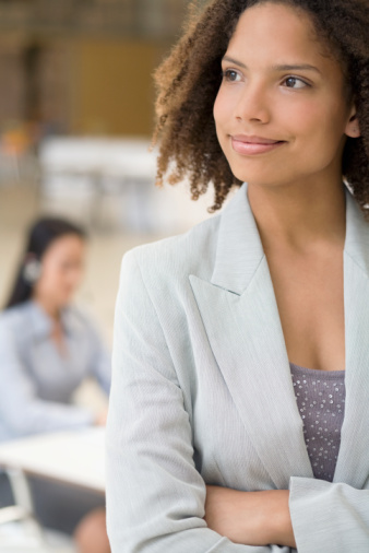 African-American Working Woman