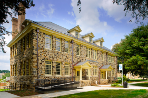 Cheyney University of Pennsylvania's Historic Richard Humphreys Hall