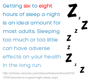 4 Ways to Get a Good Night's Sleep