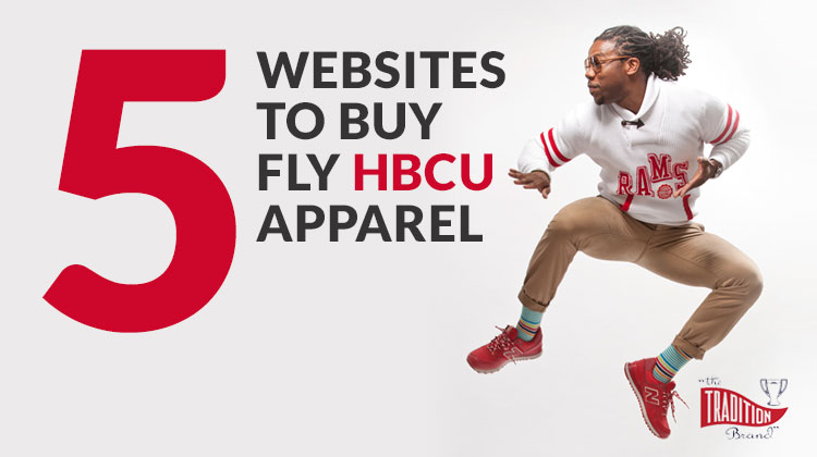 HBCU Apparel Websites