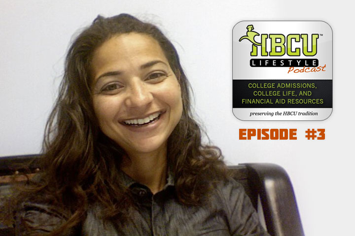 Podcast Episode 3: The HBCU Experience with Dr Tia CM Tyree