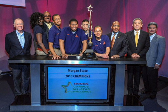 Honda Campus All-Star Challenge: Morgan State Wins Back-to-Back Championships