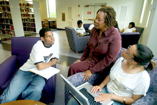 Photo courtesy of Virginia State University