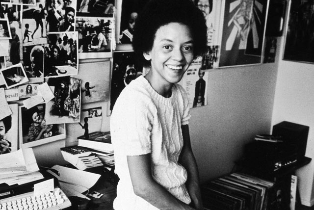 Nikki Giovanni is a world-renowned black poet, writer, commentator, activist, and educator.