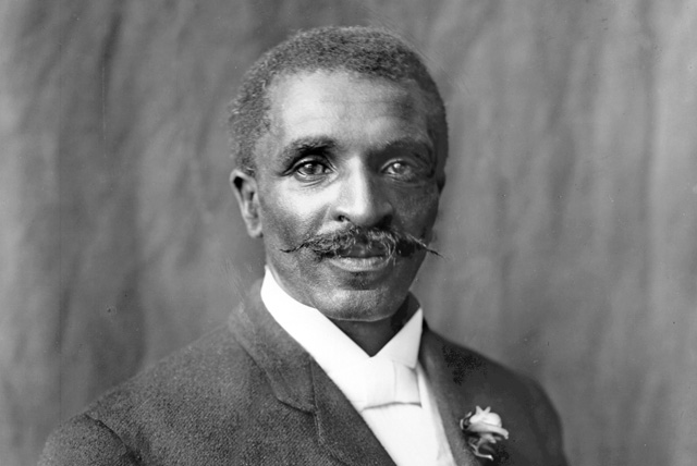 Tuskegee University celebrates the life and work of George Washington Carver.