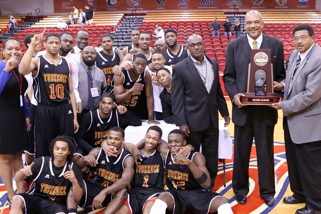 Tuskegee Basketball: Golden Tigers win NCAA II South Regional, advances to Elite 8 in Indiana