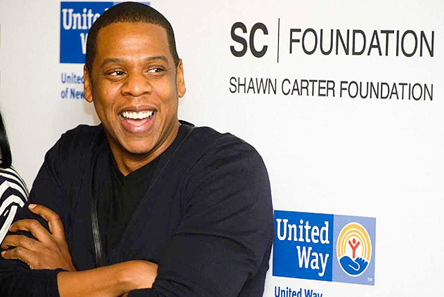 Shawn Carter Scholarship: hawn (Jay-Z) Carter attends a press event to announce his Carnegie Hall performances to benefit the United Way and the Shawn Carter Foundation.