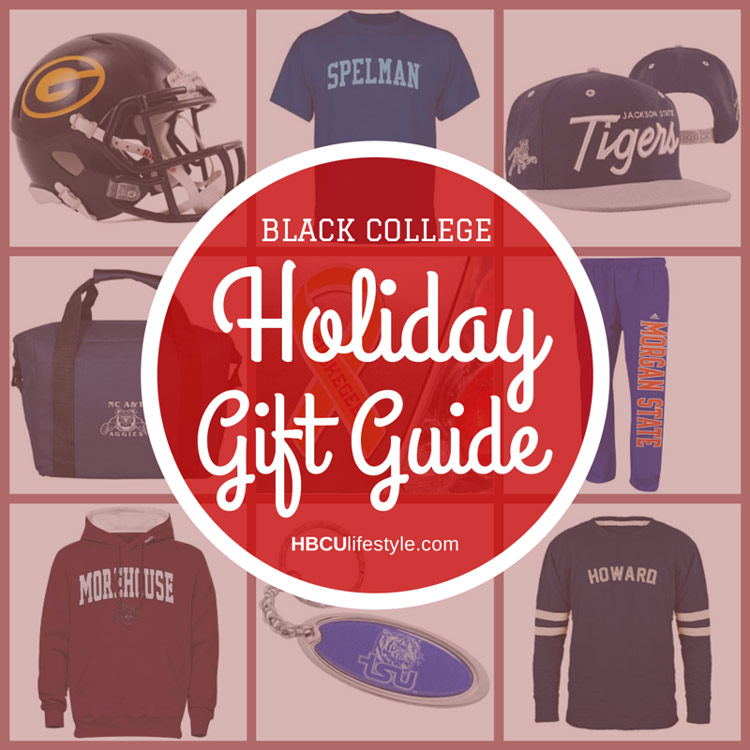 HBCU Lifestyle presents the 2014 Holiday Black College Gift Guide featuring various apparel and accessories.