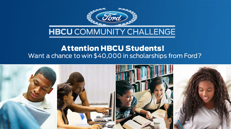 """Students from Historically Black Colleges and Universities are encouraged to submit online proposals centered around the theme of """"Building Sustainable Communities""""."""