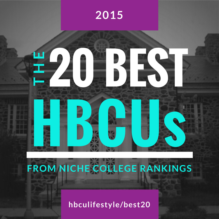 Niche College Rankings Selects the 60 Best Historically Black Colleges and Universities. We list the top 20.