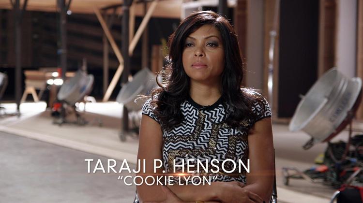 Taraji P Henson as Cookie Lyon
