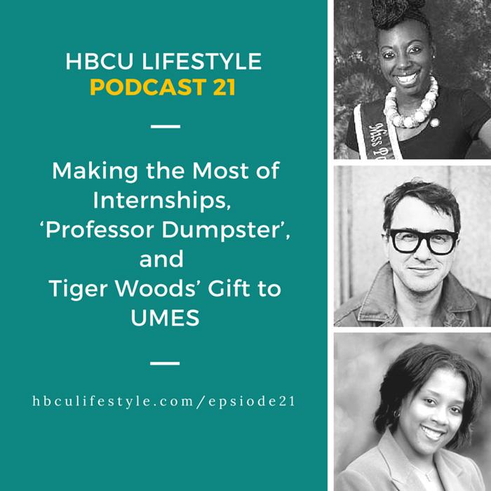 HBCU Podcast Episode 21