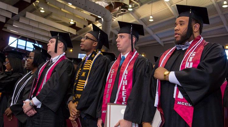 North Carolina Central University Commencement