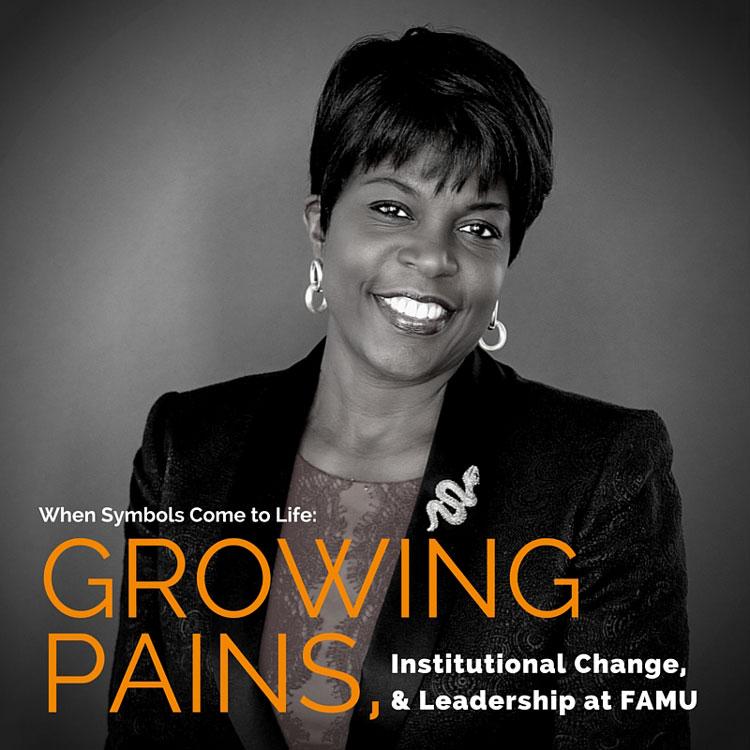 Florida A&M University (FAMU) President Dr. Elmira Mangum