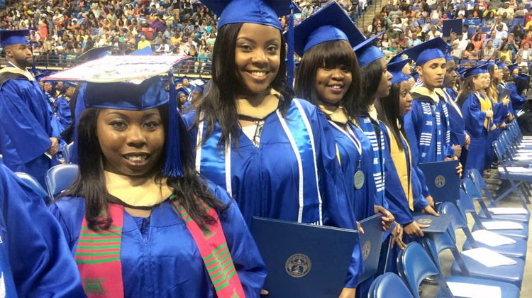 Fayetteville State University School of Business & Economics Class of 2015.