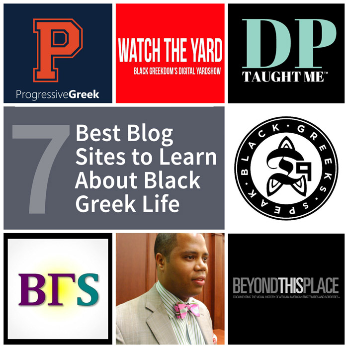 Seven of the Best Blog Sites to Learn About Black Greek Life