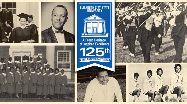 Elizabeth City State University Celebrates 125 Years