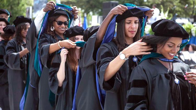 Hampton University Graduate Class of 2015