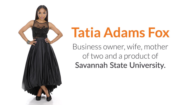Tatia Adams Fox, Founder and President of The New School of Etiquette