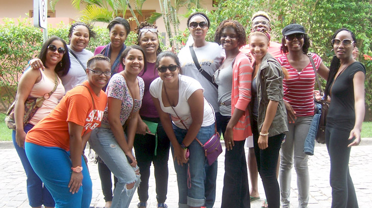 Studying Abroad: Spelman Outpaces National Average for