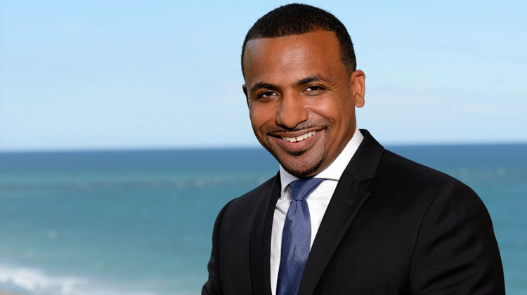 Morehouse College Graduate and Palm Beach County Judge Bradley Harper