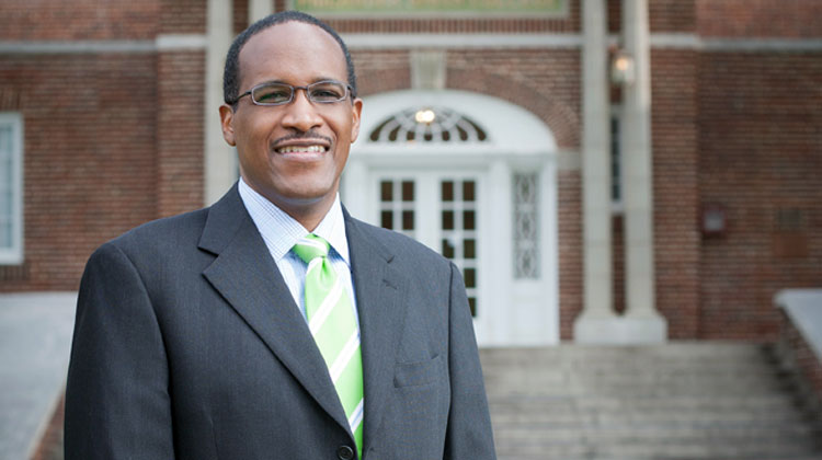 Dillard University President Dr. Walter Kimbrough