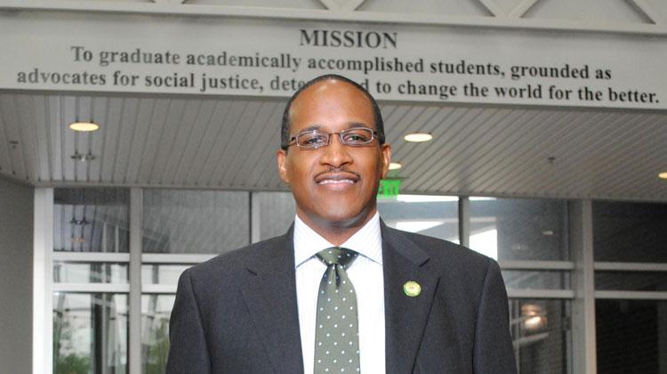 Dillard University President Dr. Walter Kimbrough.